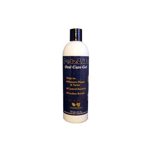 PetzLife Oral Care GEL Original REFILL - 12 ounce (PL00103) -