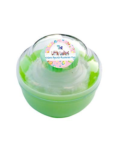 THE LITTLE LOOKERS� Portable Baby Skin Care Baby Powder Puff with Box Holder Container for New Born and Kids for Baby…