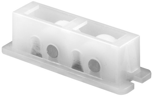 Prime-Line Products G 3208 Sliding Window Roller Assembly, Nylon Wheels,(Pack of 2) ()