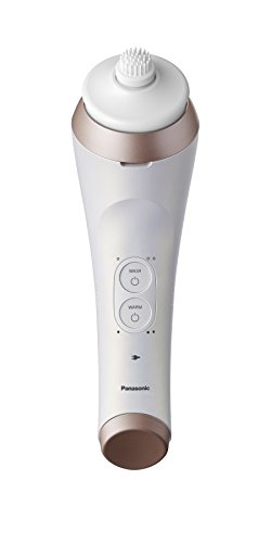 Panasonic EH-XC10-N Micro-Foaming Facial Cleansing Brush with Warming Makeup Removal Plate, 20.16 Ounce by Panasonic (Image #2)
