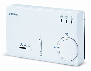 Kieback&peter eberle - Termostato electr.klre7204 5a30c para fan-coil