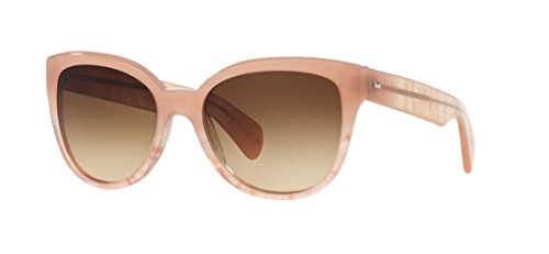 New Oliver Peoples OV 5313 SU 151213 ABRIE Pink Topaz - Peoples Glasses Cateye Oliver