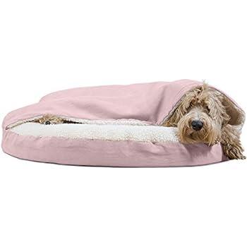 Amazon.com : Snoozer Luxury Cozy Cave Pet Bed, Large, Pink