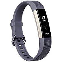 Fitbit Alta HR, Blue/Gray, Small (US Version)