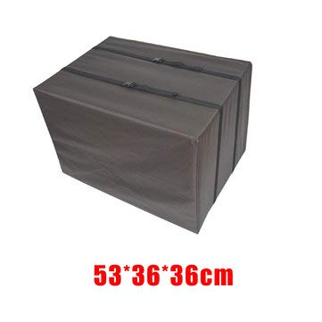 Air Conditioner Cover Outdoor Square Cover Waterproof Snow Dust Protector 3 Size - Electrical Equipment & Supplies Other Electrical Equipment - (533636cm)