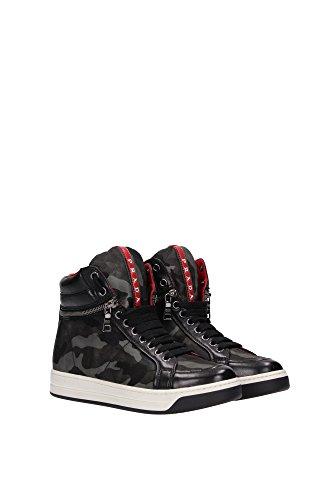 Eu nero Prada Sneakers Camouflage 3t5871fumonero Femme f4qnt8q7