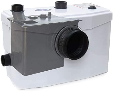 Aquamarin® KHAP01/B - Pequeño sistema de elevación (600 W): Amazon ...