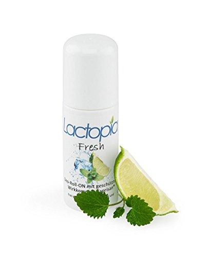 Lactopia Deo RollOn fresh, ohne Aluminium, ohne Alkohol, 2er pack