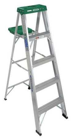 Werner 355 5' Aluminum Step Ladder