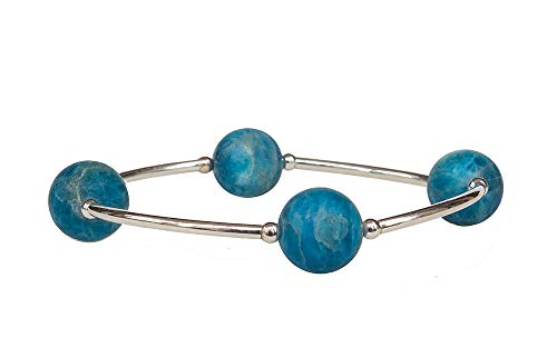 Matte-Apatite-Blessing-Bracelet-Approx-725-inches