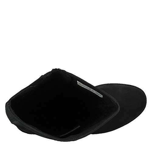 Noir 15 Saddleback Femme Main Black Jet Bottes Motardes Timberland Hill qzAXv6