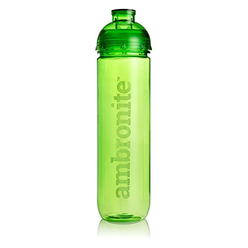 Ambronite Green Shaker Bottle, 20 oz ()