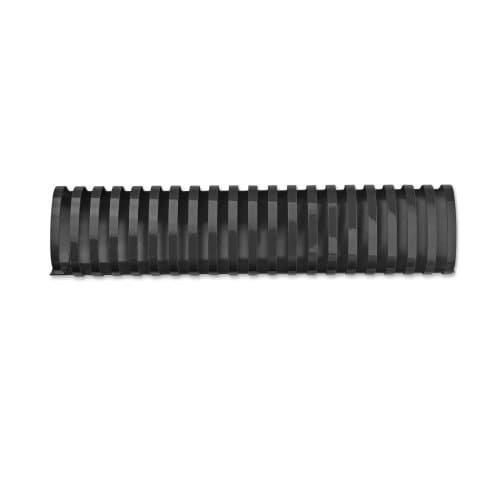 450 Fogli di Capacit/à GBC Anelli Plastici CombBind Confezione da 50 A4 4028187 51 mm 21 Anelli Nero