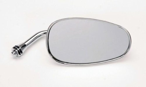 Ken Sean 941073 Chrome Mini-Classic Right Hand Mirror