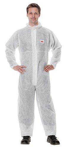 3M 4500W2XL Schutzanzug 4500, Größe XX-Large, Weiß