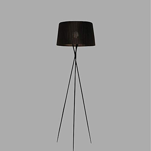 Contemporary Decorative Floor Lamp for Study Room/Office/Hallway Metal 110-120V / 220-240V White/Black/Red:Black