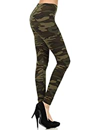 Women's Ultra Soft Printed Fashion Leggings BAT1