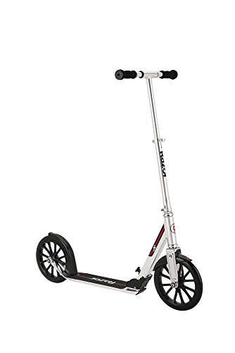 31cm7UGt3QL - Razor 13013713 A6 Scooter, Silver