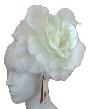 John lewis fascinator large silk rose flower ivory rrp 50 amazon john lewis fascinator large silk rose flower ivory rrp 50 mightylinksfo