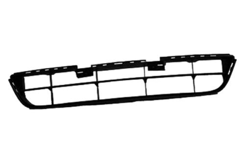 Partslink Number HO1036100 Unknown HO1036100V OE Replacement Honda Accord Front Bumper Grille