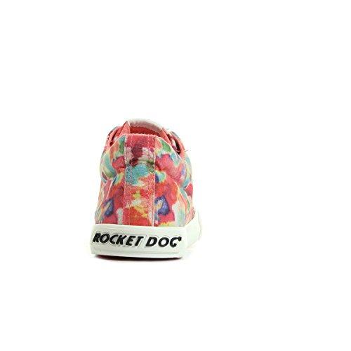 Rocket Dog Campo Wild One Cotton CAMPOWOPINK, Scarpe Sportive