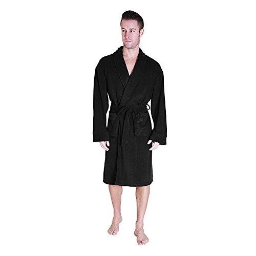 Cherokee Men's Lux Plush Robe by Cherokee