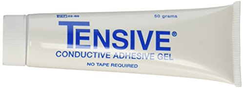 Tac Gel (Parker Laboratories 22-60 Tensive Conductive Adhesive Gel, 50 g (Pack of)