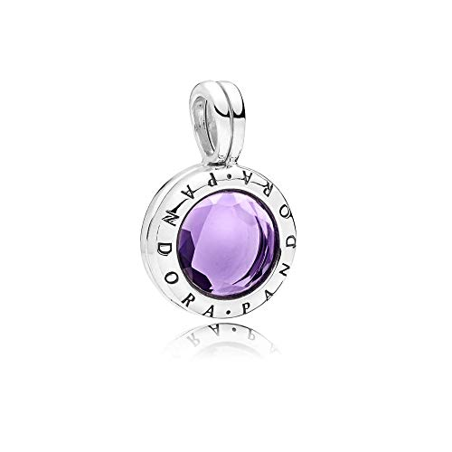 Pandora Faceted Floating Locket Dangle Charm 797662SAM -