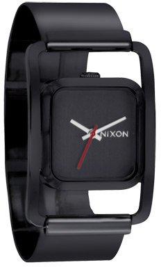Nixon Women's Dynasty A238001 Black Stainless-Steel Quartz (Womans Dynasty Watch)