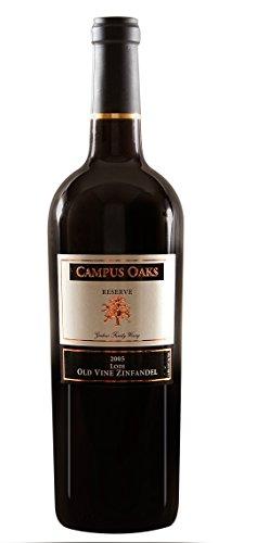 Zinfandel Old Vine (2011 Campus Oaks Lodi Old Vine Zinfandel Reserve 750 mL)