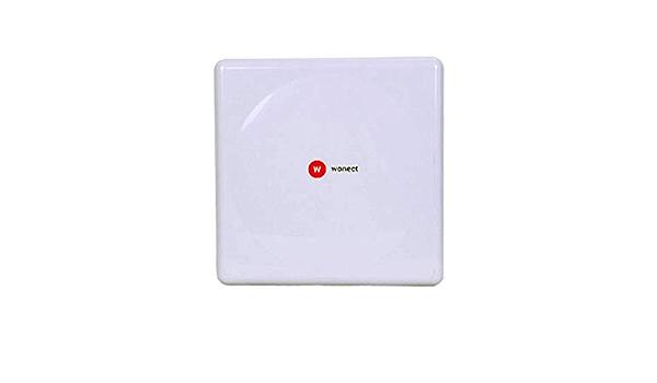 Antena WiFi Panel 20dbi con Conector N Wireless 20db Antenna ...