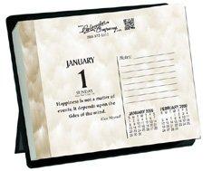 2015 Daily Date Motivational Inspirational Desk Calendar With An
