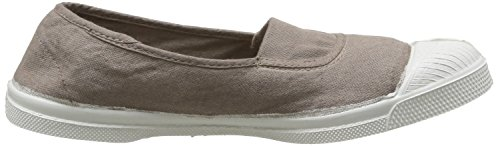 Bensimon Tennis F15002C155, Baskets mode femme Beige (Mastic 104)
