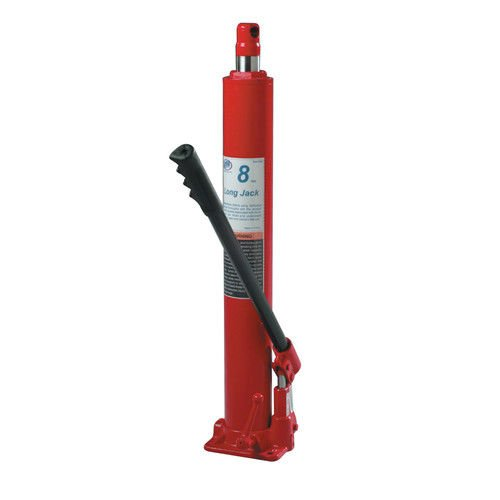ATD Tools 7486 Long Ram for Engine Crane - 8 Ton (8 Ton Long Ram Jack)