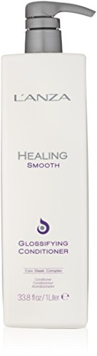(L'ANZA Healing Smooth Glossifying Conditioner, 33.8 oz.)