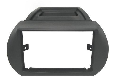 Fiat Fiorino Phonocar 3//475 Car Radio Adaptor Plate Double DIN for Citro/ën Nemo Peugeot Bipper Fiat Qubo Black