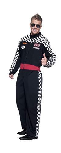 Men's Race Car Driver Costume - Speed Demon