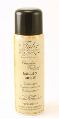 Tyler MULLED CIDER 4 oz Chambre Parfum - Room Spray