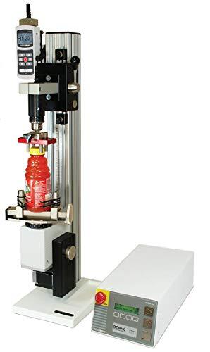 Mark-10 TSTM-DC Advanced Motorized Torque Test Stand, 100lbFin Maximum Load, Vertical, 110 V ()