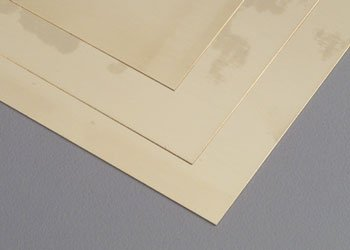 (K&S Percision Metals 16402 Brass Sheet Metal Rack, 0.010