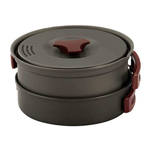 M-Tac Camping Cookware Hiking Cooking Set Backpacking Gear