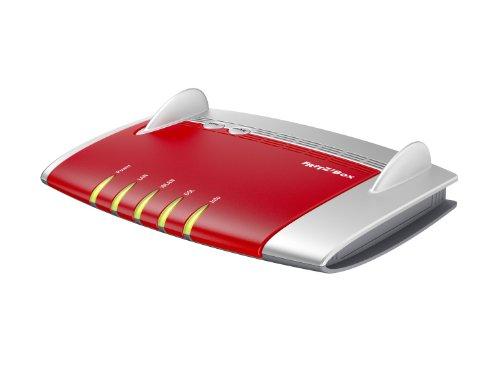 AVM-FRITZ-Box-3390-International-Modem-Router-Wireless-N-900-Dual-Band-24-e-5-GHz-450-450-Mbits-ADSL2-VDSL-4-LAN-Gigabit-Media-Server-2-USB-20-Software-e-Istruzioni-in-Italiano