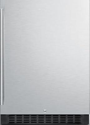 Summit SPR627OSCSS Beverage Refrigerator, Stainless Steel