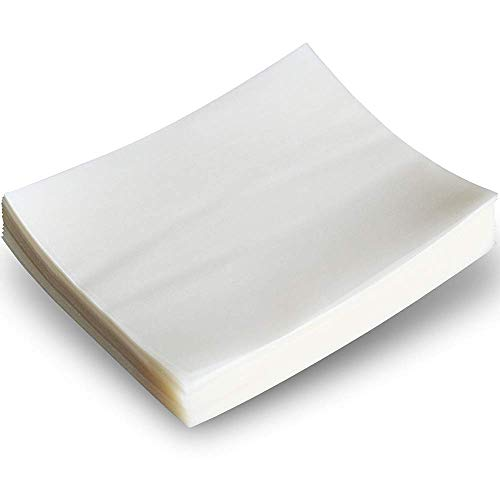 Oasis Supply 500 Count Edible Rectangle Rice and Wafer Paper, 3.15