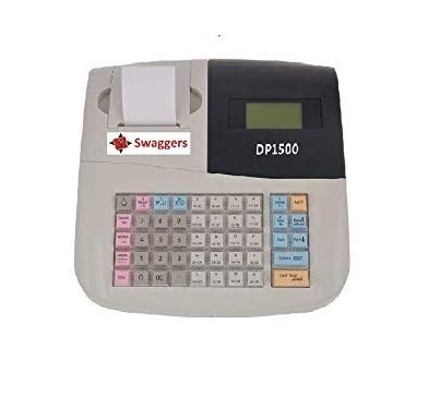 swaggers Pixel Dp 1500 Currency Register/Billing Machine/6000 Item Capacity 1