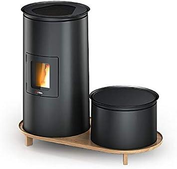 estufas Cadel bistro3Lounge estufa pellets Design 6,5kw 7016054