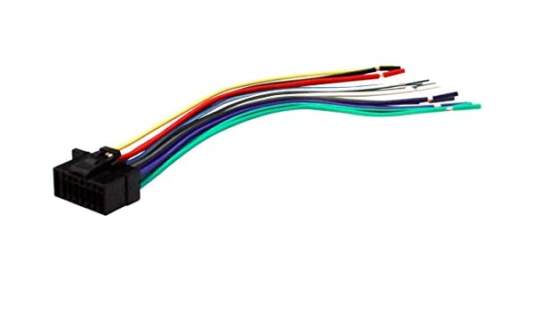on diagram sony wiring cdx 4180