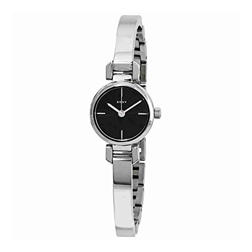 DKNY Women's 'Ellington' Quartz Stainless Steel Casual Watch, Color:Silver-Toned (Model: NY2656)