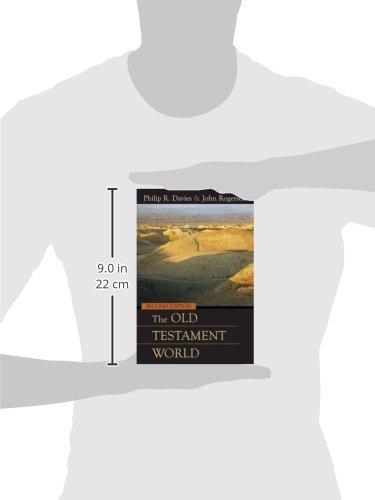 9cdb51eff The Old Testament World, Second Edition: Philip R. Davies, John Rogerson:  9780664230258: Amazon.com: Books