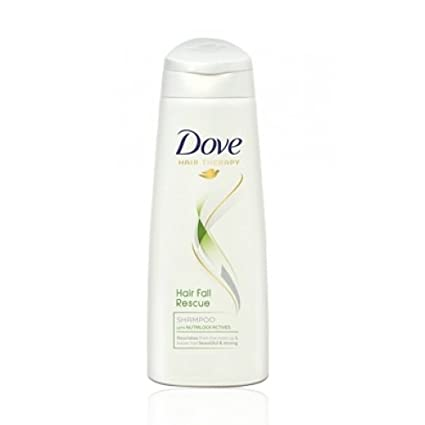 Dove Damage Therapy Hair Fall Rescue Shampoo, 180ml (Pack of 2) Hair Care Sets at amazon